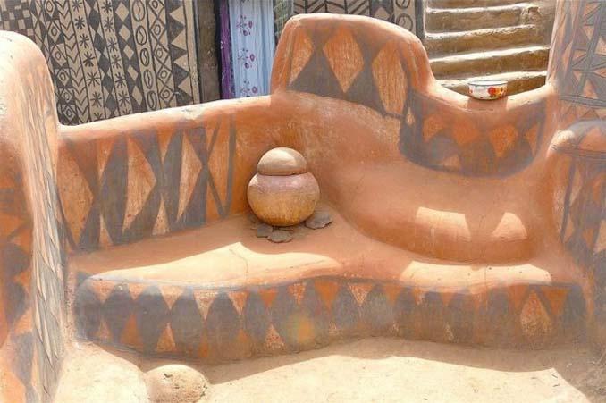 Tiebele: Το αφρικανικό χωριό με την μοναδική διακόσμηση στους τοίχους των σπιτιών (13)