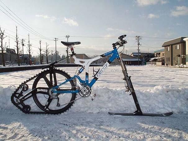 Τρελά κι αστεία σκηνικά με ποδήλατο (3)