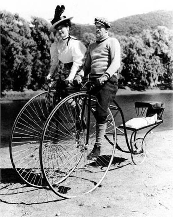 Τρελά κι αστεία σκηνικά με ποδήλατο (4)