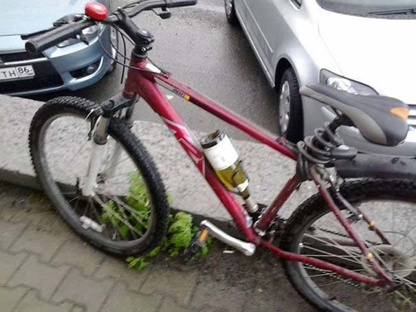 Τρελά κι αστεία σκηνικά με ποδήλατο (5)