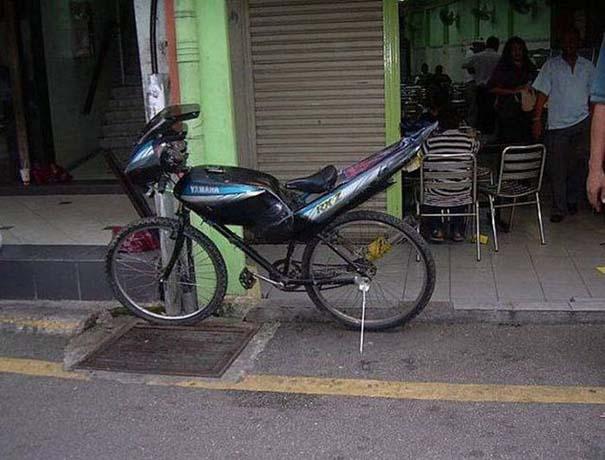 Τρελά κι αστεία σκηνικά με ποδήλατο (11)