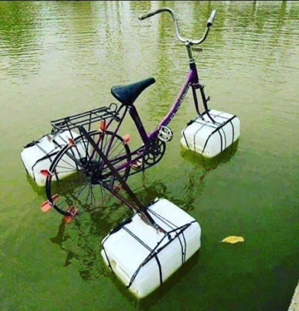 Τρελά κι αστεία σκηνικά με ποδήλατο (18)