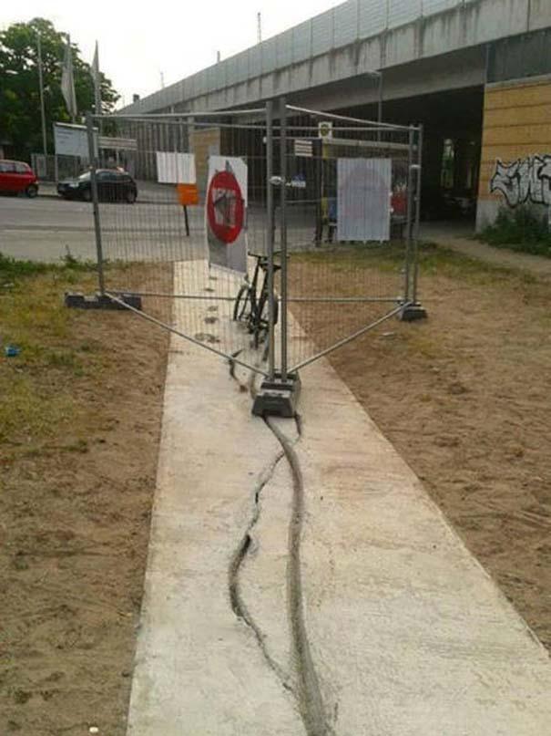 Τρελά κι αστεία σκηνικά με ποδήλατο #2 (6)