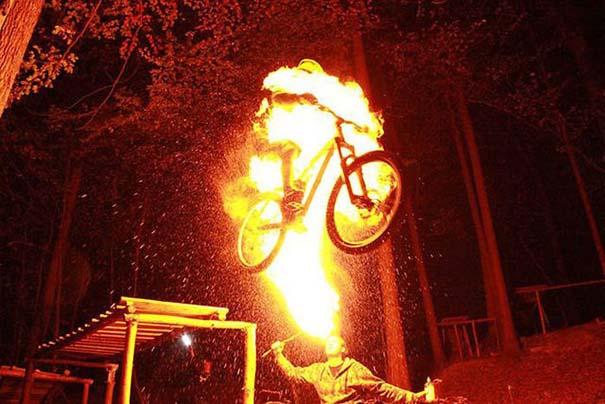 Τρελά κι αστεία σκηνικά με ποδήλατο #2 (8)