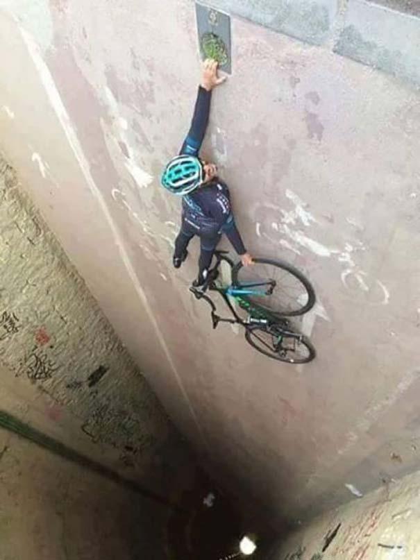 Τρελά κι αστεία σκηνικά με ποδήλατο #2 (18)