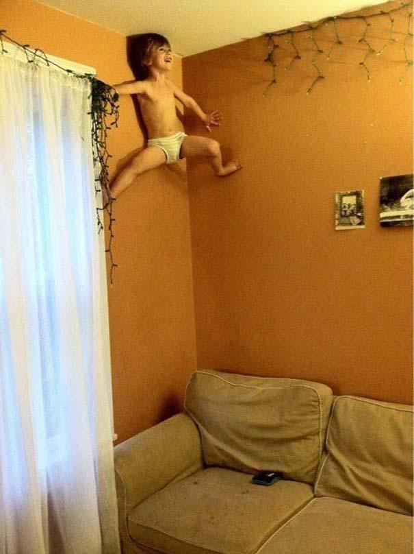 17 τρελές φωτογραφίες μικρών παιδιών που κάνουν τα δικά τους (2)