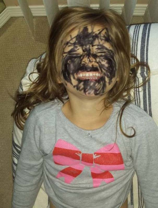 17 τρελές φωτογραφίες μικρών παιδιών που κάνουν τα δικά τους (4)