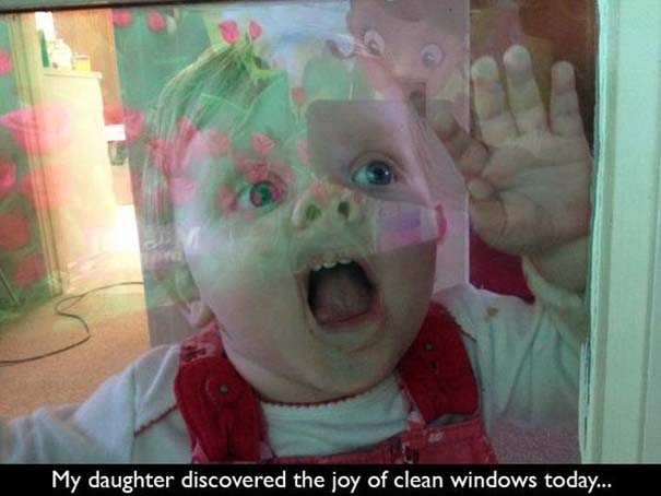 17 τρελές φωτογραφίες μικρών παιδιών που κάνουν τα δικά τους (10)