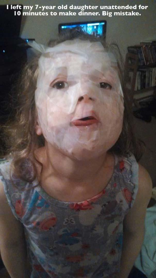 17 τρελές φωτογραφίες μικρών παιδιών που κάνουν τα δικά τους (11)