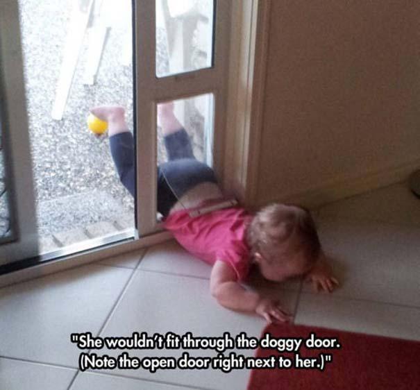 17 τρελές φωτογραφίες μικρών παιδιών που κάνουν τα δικά τους (16)