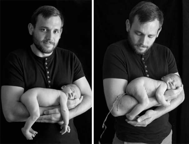 Βρεφική φωτογράφιση: Προσδοκίες vs Πραγματικότητα (9)