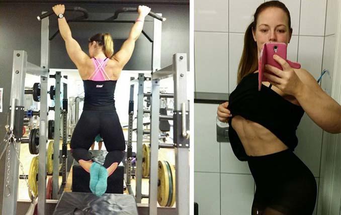 37χρονη έχασε 76 κιλά (4)
