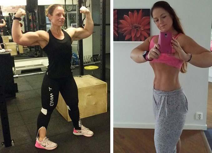 37χρονη έχασε 76 κιλά (5)