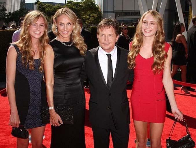Διάσημοι ηθοποιοί φωτογραφίζονται με τις κόρες τους (3)