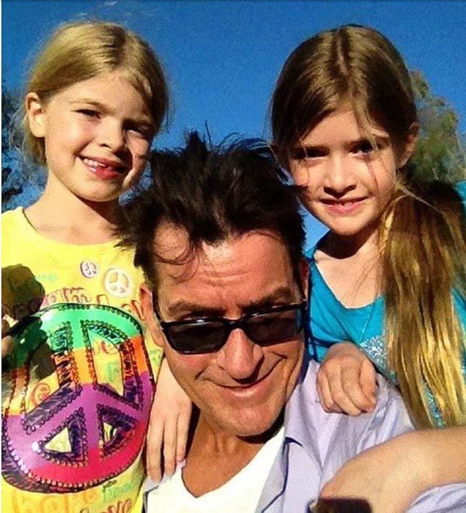 Διάσημοι ηθοποιοί φωτογραφίζονται με τις κόρες τους (7)