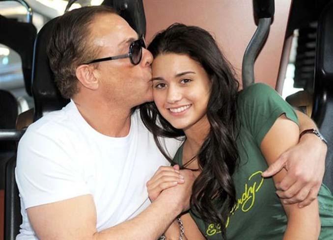 Διάσημοι ηθοποιοί φωτογραφίζονται με τις κόρες τους (15)
