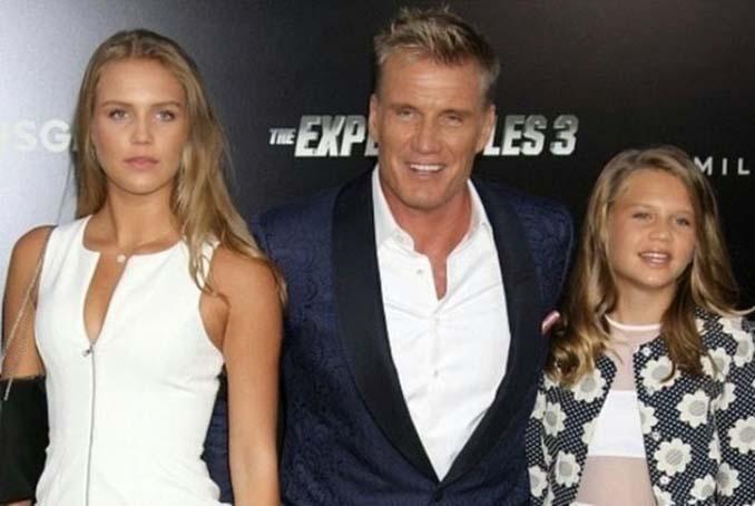 Διάσημοι ηθοποιοί φωτογραφίζονται με τις κόρες τους (20)