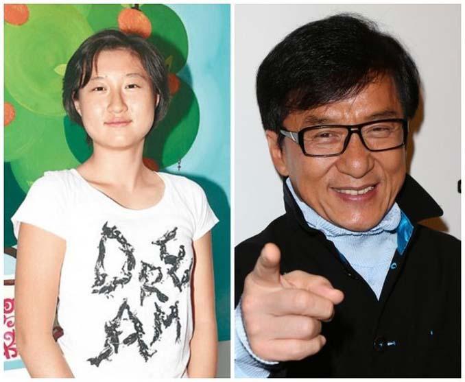 Διάσημοι ηθοποιοί φωτογραφίζονται με τις κόρες τους (21)