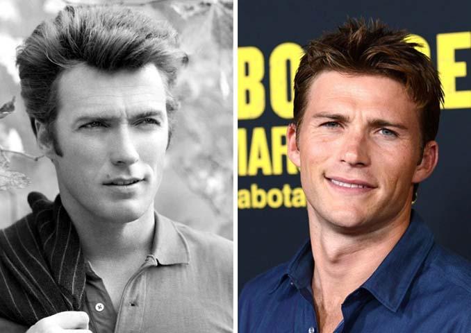 Διάσημοι μπαμπάδες και γιοι που σε συγκεκριμένη ηλικία μοιάζουν με δίδυμοι (4)