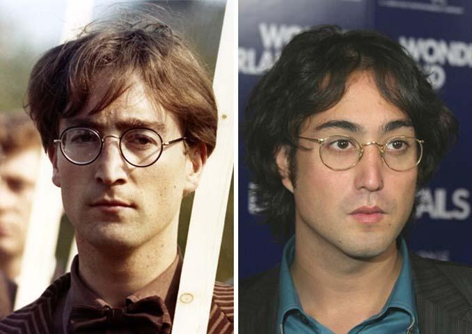 Διάσημοι μπαμπάδες και γιοι που σε συγκεκριμένη ηλικία μοιάζουν με δίδυμοι (7)