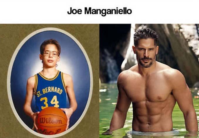 Διάσημοι σε όχι και τόσο κολακευτικές φωτογραφίες της νεαρής τους ηλικίας (3)