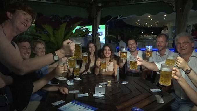 Φεστιβάλ μπύρας στη Βόρεια Κορέα (7)