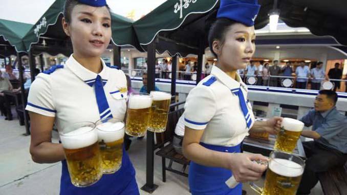 Φεστιβάλ μπύρας στη Βόρεια Κορέα (10)