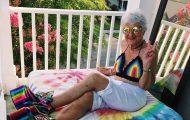 Η γιαγιά που έχει τρελάνει το Internet ξαναχτυπά (1)