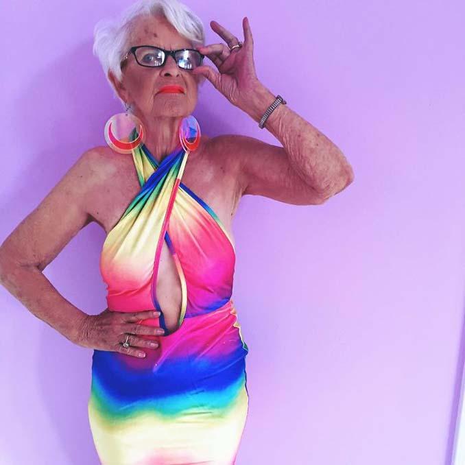 Η γιαγιά που έχει τρελάνει το Internet ξαναχτυπά (6)