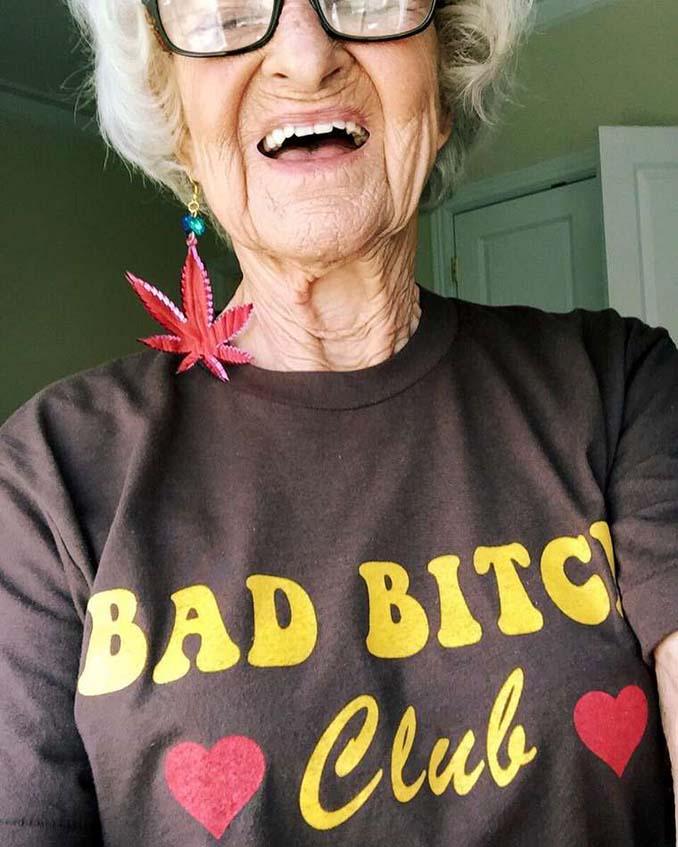 Η γιαγιά που έχει τρελάνει το Internet ξαναχτυπά (15)