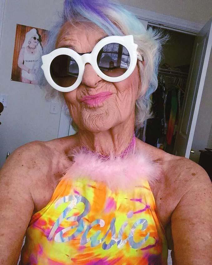 Η γιαγιά που έχει τρελάνει το Internet ξαναχτυπά (16)