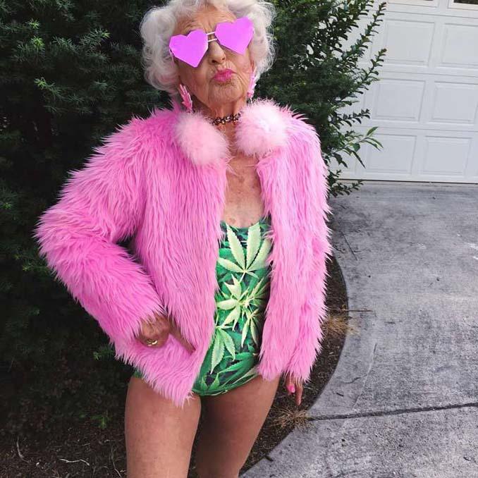Η γιαγιά που έχει τρελάνει το Internet ξαναχτυπά (21)