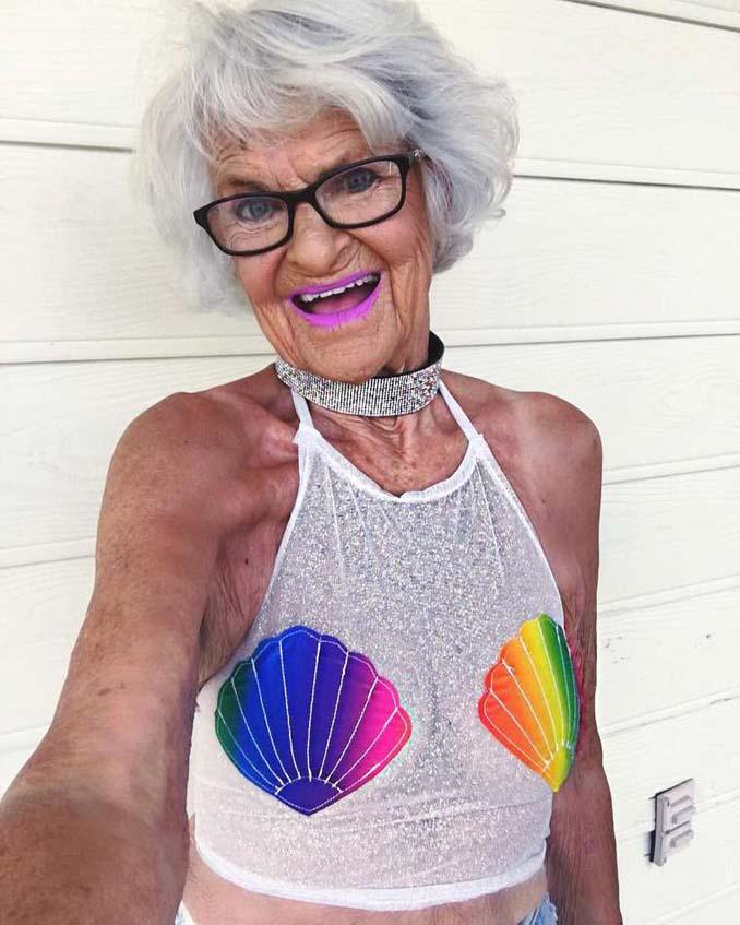 Η γιαγιά που έχει τρελάνει το Internet ξαναχτυπά (24)