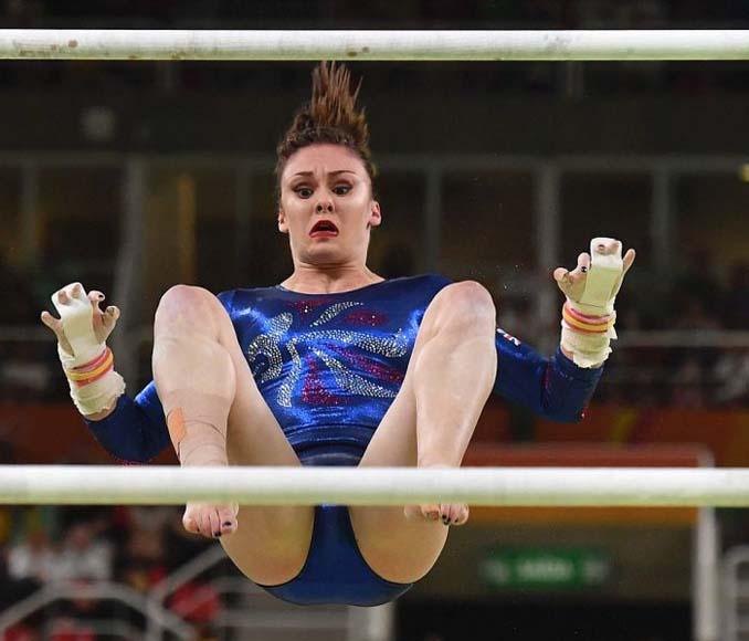 Γκριμάτσες με απίθανο timing στους Ολυμπιακούς Αγώνες του Ρίο 2016 (4)