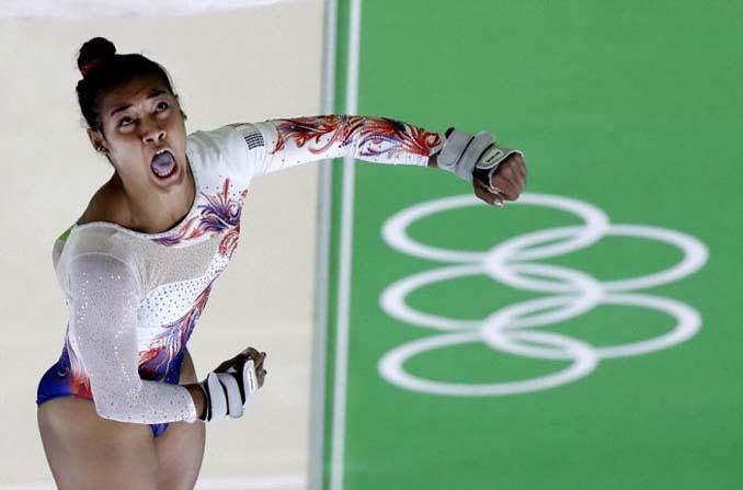 Γκριμάτσες με απίθανο timing στους Ολυμπιακούς Αγώνες του Ρίο 2016 (10)