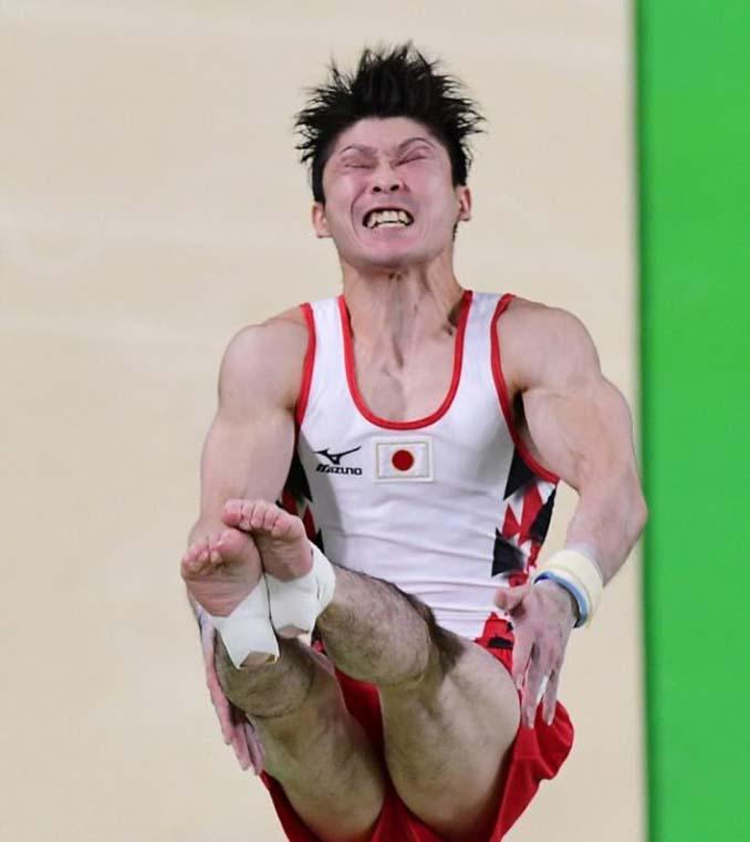Γκριμάτσες με απίθανο timing στους Ολυμπιακούς Αγώνες του Ρίο 2016 (14)