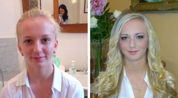 Γυναίκες με / χωρίς μακιγιάζ #22 (5)