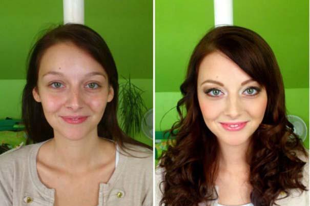 Γυναίκες με / χωρίς μακιγιάζ #22 (6)