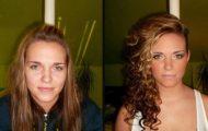 Γυναίκες με / χωρίς μακιγιάζ #22 (9)