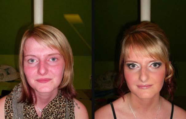 Γυναίκες με / χωρίς μακιγιάζ #22 (14)