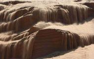 Καταρράκτης από άμμο