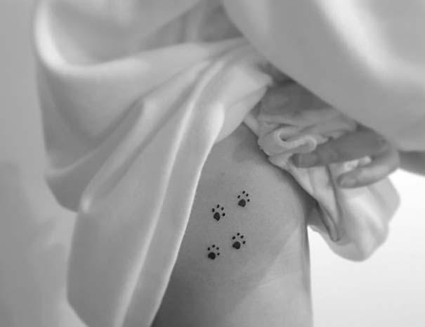 Μικροσκοπικά τατουάζ που θα μπορούσαν να περάσουν απαρατήρητα (5)