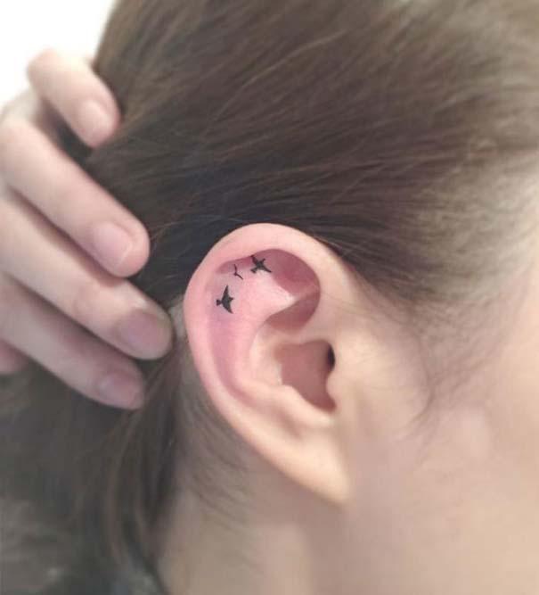 Μικροσκοπικά τατουάζ που θα μπορούσαν να περάσουν απαρατήρητα (6)