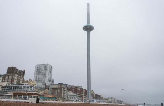 Πανοραμικός πύργος στο Brighton προσφέρει εκπληκτική θέα 360 μοιρών (6)