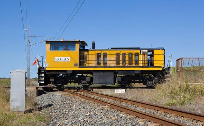 Παράξενη σιδηροδρομική διασταύρωση στην Αυστραλία (3)