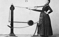 Τα περίεργα μηχανήματα των πρώτων γυμναστηρίων (1)