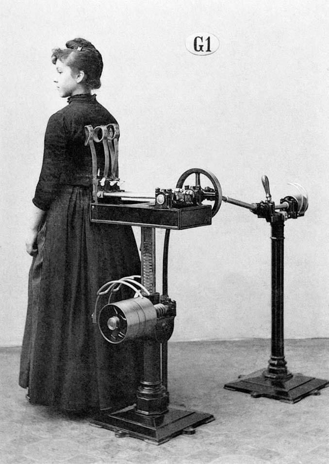 Τα περίεργα μηχανήματα των πρώτων γυμναστηρίων (2)