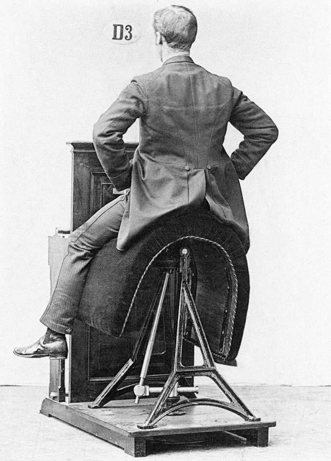 Τα περίεργα μηχανήματα των πρώτων γυμναστηρίων (3)