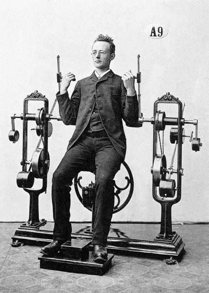 Τα περίεργα μηχανήματα των πρώτων γυμναστηρίων (4)