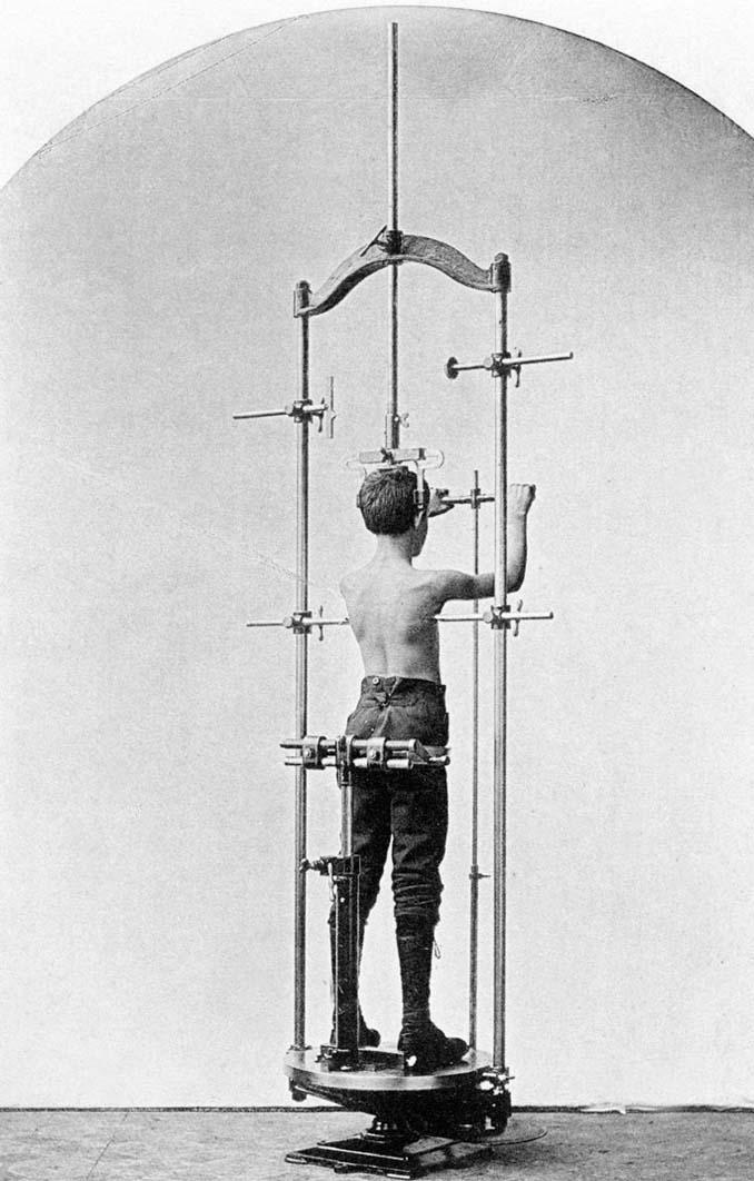 Τα περίεργα μηχανήματα των πρώτων γυμναστηρίων (5)